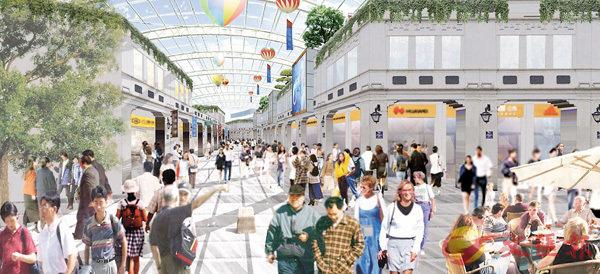 「一國兩制」研究中心倡拓中英街旅遊購物文化