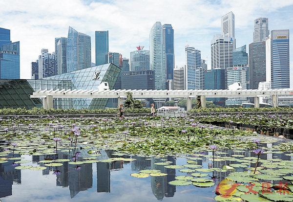 ■ 新加坡英語在整個英語體系裡可謂獨樹一幟。 資料圖片