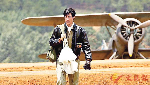 ■王力宏飾演富裕家庭的沈光耀,違背母親的意願,去當空軍。