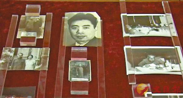 ■周鄧紀念館獲捐的珍貴老照片。香港文匯報記者趙大明  攝