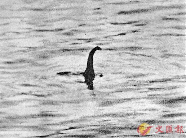 ■尼斯湖一直盛傳有水怪,而且還被拍下來,可惜照片大多都是假的。 資料圖片