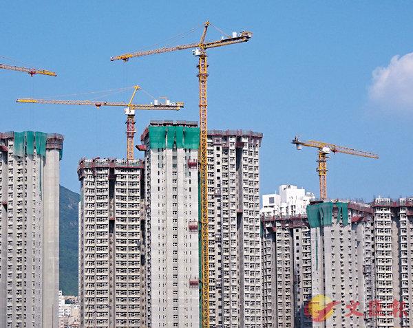■房屋問題一直是香港市民關注的重點。 資料圖片