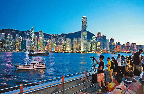■政府希望能把香港發展為智慧城市。 資料圖片