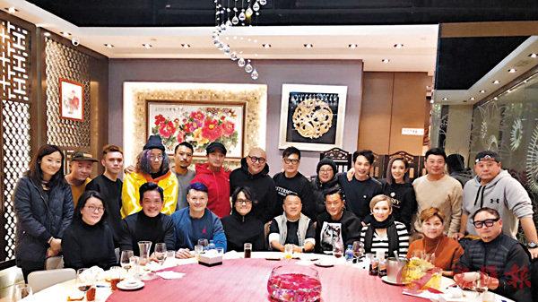 ■2018年香港演藝人協會新理事誕生。