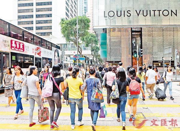 ■香港旅遊業經歷兩年調整,去年訪港旅客數量重拾升軌。 資料圖片