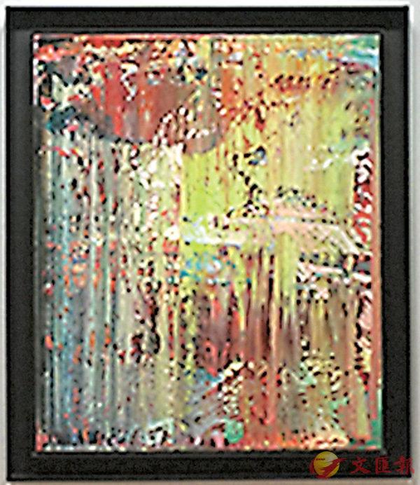 ■李斯特《抽象畫(679-2)》