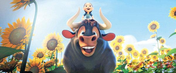 ■公牛費迪南在農村小姑娘的幫助下,終於撞出真我!