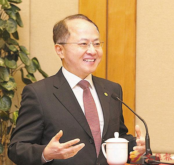 王志民盼港傳媒 多宣傳解讀憲法