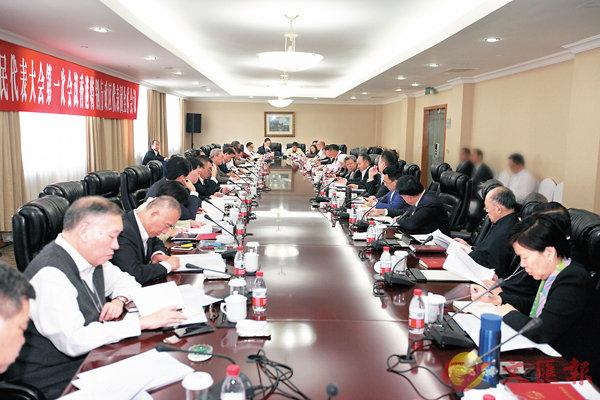 王志民:各部委將訂新策助港