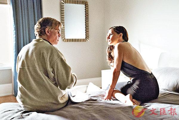 ■艾朗索堅首執導演筒,就找來謝茜嘉謝茜婷演莫莉一角。