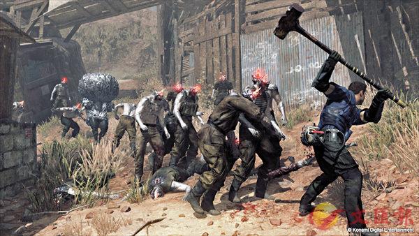 ■《Metal Gear Survive》