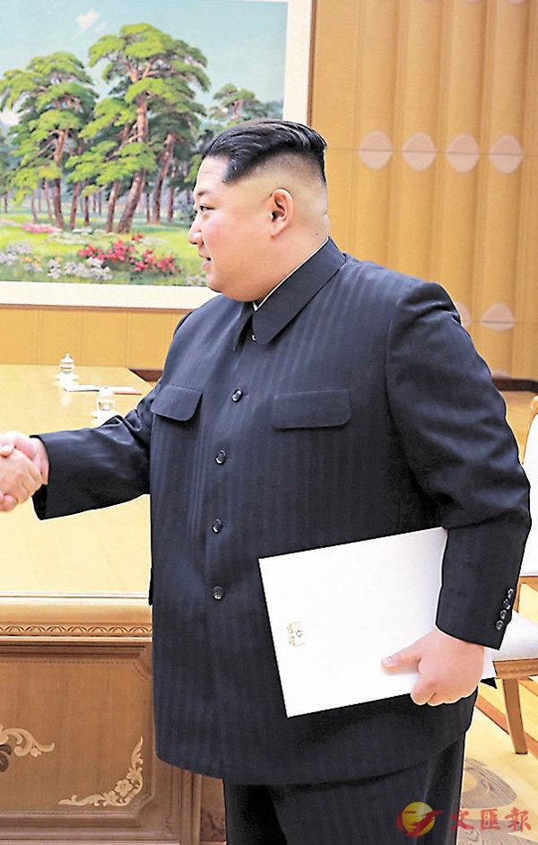 ■金正恩表示「可對美國希望的無核化進行討論」。