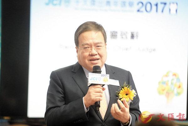胡定旭撰提案  倡建「健康中國」 (圖)