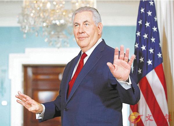 ■近期華府多項重要外交決定,蒂勒森均被排除在外。 美聯社
