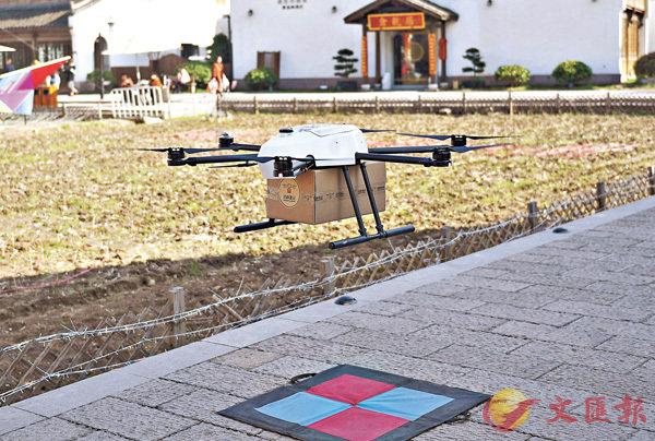 ■無人機技術在未來將佔重要地位。 資料圖片