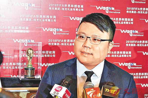 ■李哲瑜指,未來將與東莞市政府合作,在當地推廣青少年足球教育。