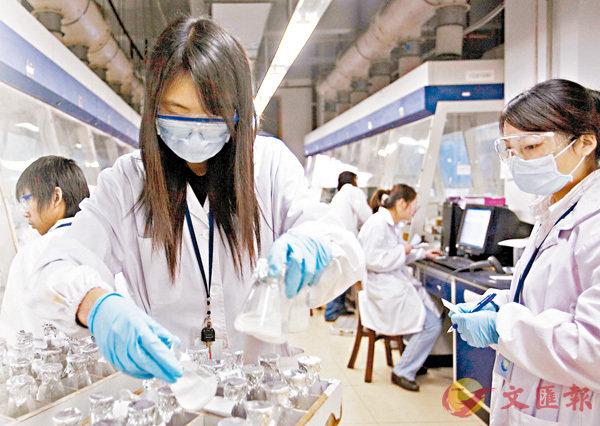 ■研發藥物需要大量人力物力,藥物專利權正正令藥廠有資金繼續進行研發。 資料圖片