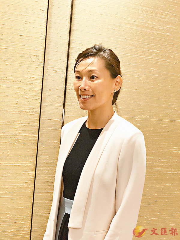 ■劉夢琳。香港文匯報記者柴婧  攝