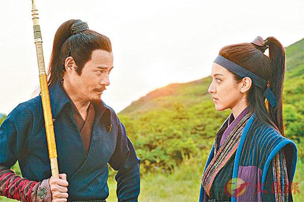 ■黃智賢劇中飾演東廠提督仇不群。