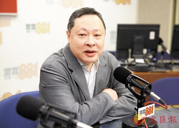 ■香港大學法律系副教授戴耀廷。 資料圖片