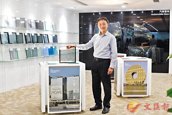 ■劉錫源指,未來會不斷為產品進行升級,並提升國際化及自動化進程。香港文匯報記者曾慶威攝