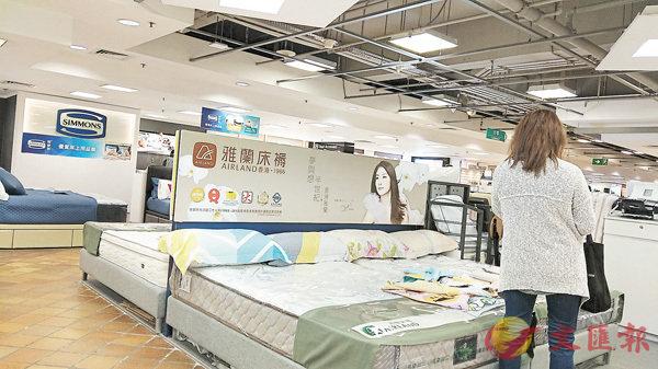■消委會對床褥測試指出,床褥價格與質量無直接關係。最貴蓆夢思與最平宜家床褥得分相同。