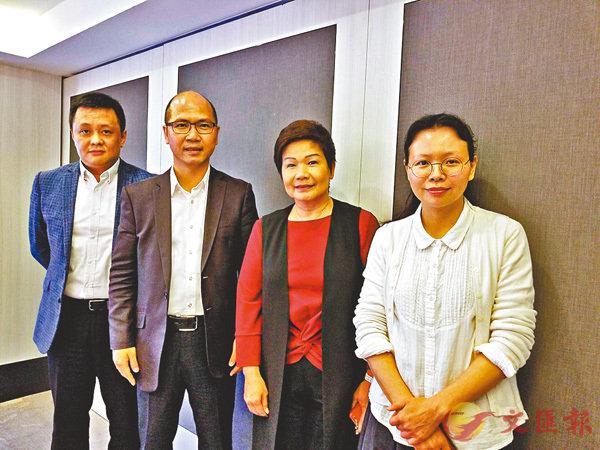 ■教聯會昨日舉行傳媒聚餐,就多項教育議題提出建議。 香港文匯報記者姜嘉軒  攝