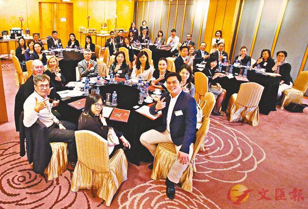 ■「學校起動」舉行「夥伴機構分享會」,約六十位夥伴機構代表出席。 大會供圖
