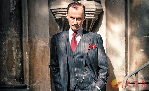 ■Mycroft的能力甚至比弟弟Sherlock更強。 網上圖片