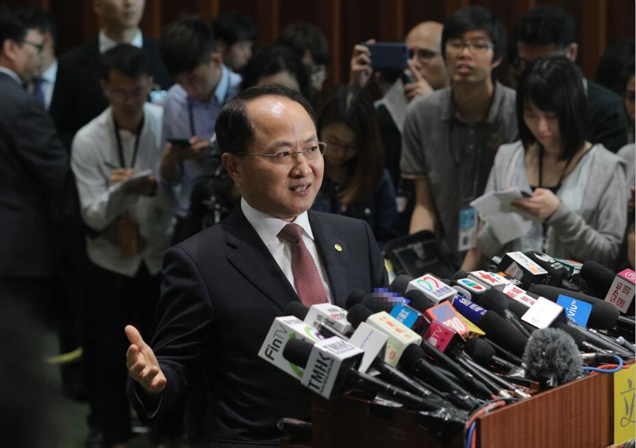 足本視頻 | 王志民斥反對派議員背信棄義 惡意炒作