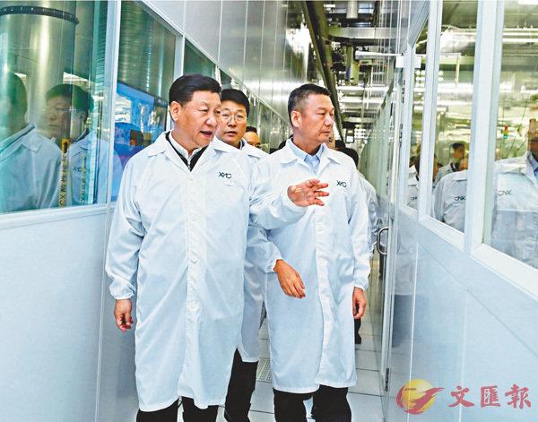 習近平主持座談會 長江經濟帶探綠色發展之路