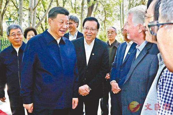 習近平:建中國特色世界一流大學