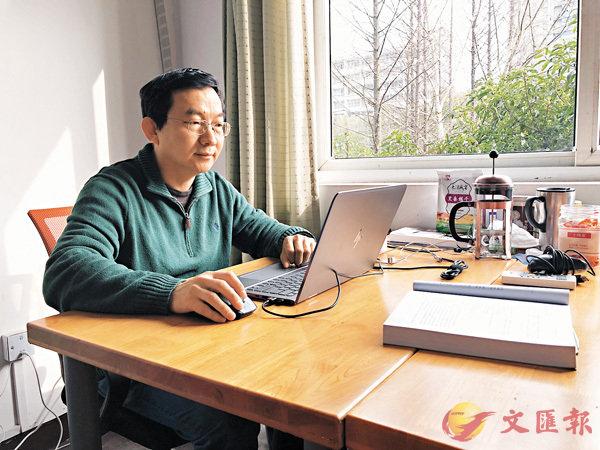 ■趙新華指公司以期權激勵和合夥人晉升政策吸引人才。 受訪者供圖