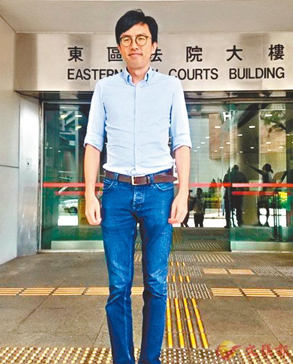 ■吳文遠披露受調查人身份資料罪成,還柙候懲。 資料圖片