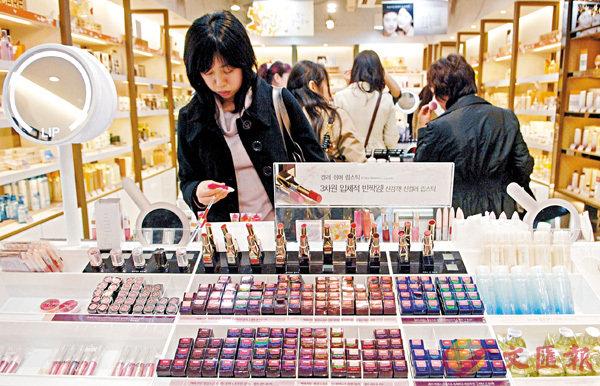 ■女為悅己者容,化妝品蘊藏龐大的發展潛力,但產品安全由誰把關? 網上圖片