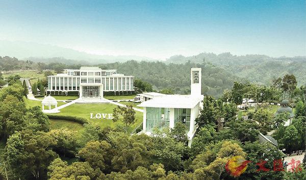 ■台灣觀光局駐港辦事處主任周欣毅讚薰衣草森林創辦人林庭妃有衝勁。