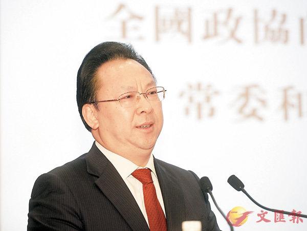 ■譚鐵牛。香港文匯報記者劉國權  攝