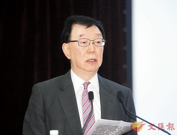 ■劉漢銓。香港文匯報記者劉國權  攝