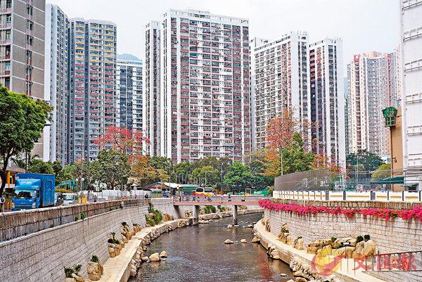 ■啟德河曾經對九龍城的發展很重要。 資料圖片