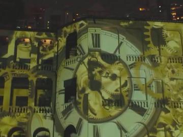 「大館」開幕 香港最大型古蹟活化項目迎賓