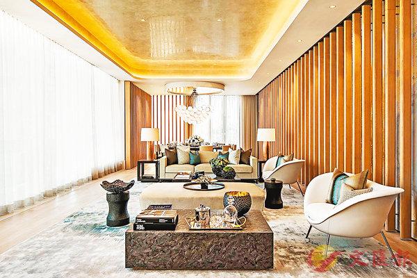 ■敦皓頂層大宅「THE MORGAN PENTHOUSE」以3.44億元成交。