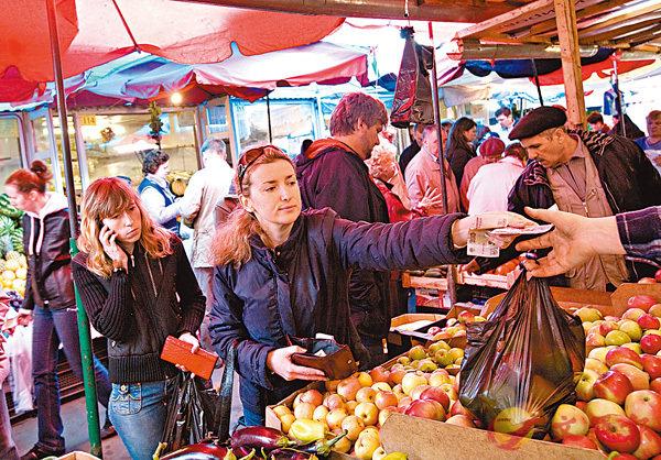 ■俄國推出INS系統,讓消費者可直接從生產商採購食品。
