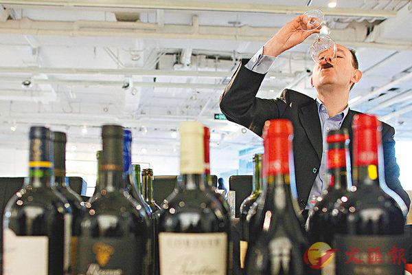 ■區塊鏈及二維碼已應用在銷售葡萄酒上。