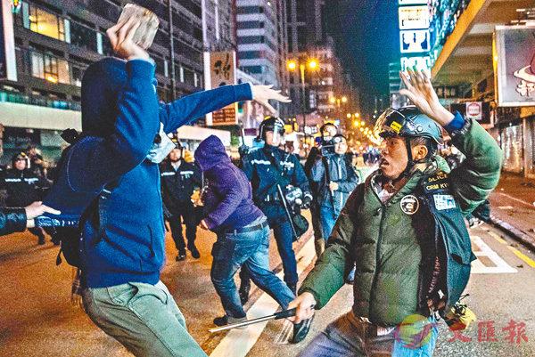 梁天琦判囚6年 反對派肥彭抹黑公安例