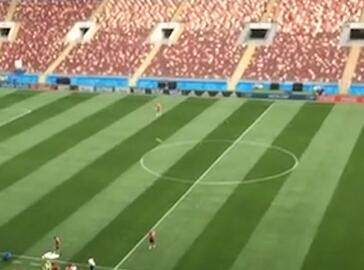 大文看世界盃   盧日尼基體育場搶先看