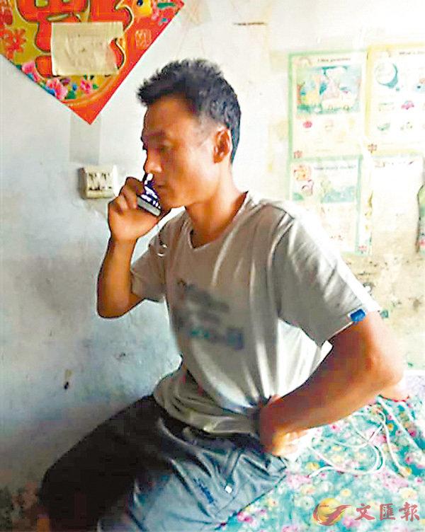 ■從部隊退伍後,劉春林接連遭遇車禍和母親病重的雙重打擊,昔日老連長在微信群下達救援令,十餘天收到戰友捐款近6,000元人民幣。 網上圖片