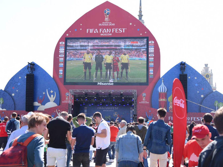 大文看世界盃 | 烏拉圭球迷歡慶現場