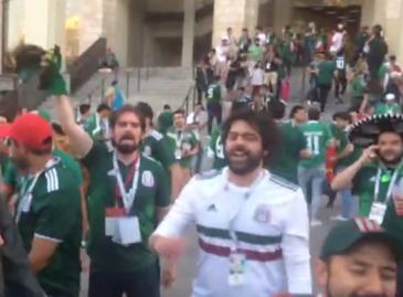 大文看世界盃 | 德國爆冷告負 墨西哥球迷瘋狂慶祝