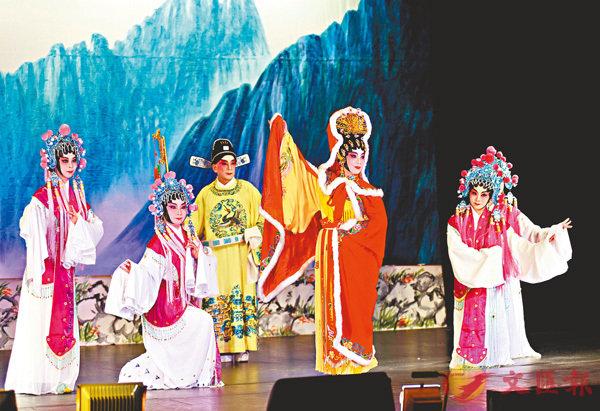 ■粵劇富濃厚地方色彩,已被列入世界非物質文化遺產。 資料圖片