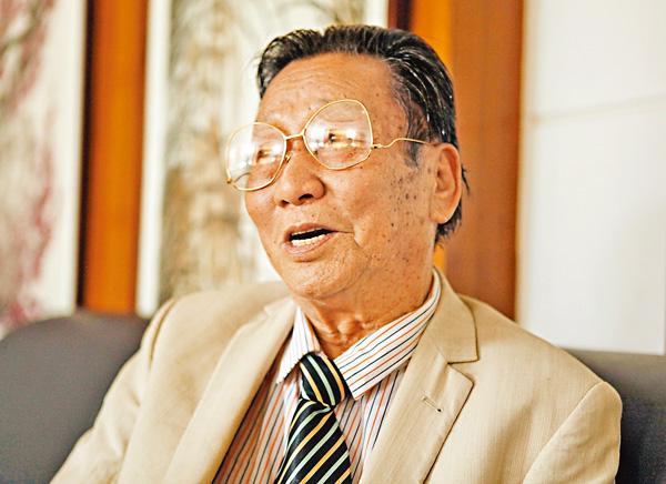 年廣久。香港文匯報記者趙臣  攝